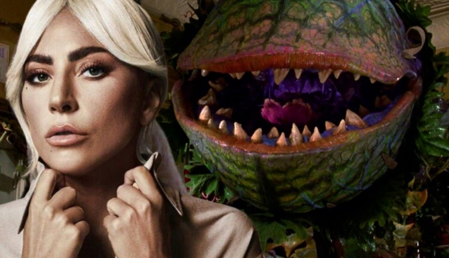 Gaga podría ser Audrey en el remake de Little Shop of Horrors
