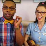 El dueto de Todrick y Miranda Sings para Waitress