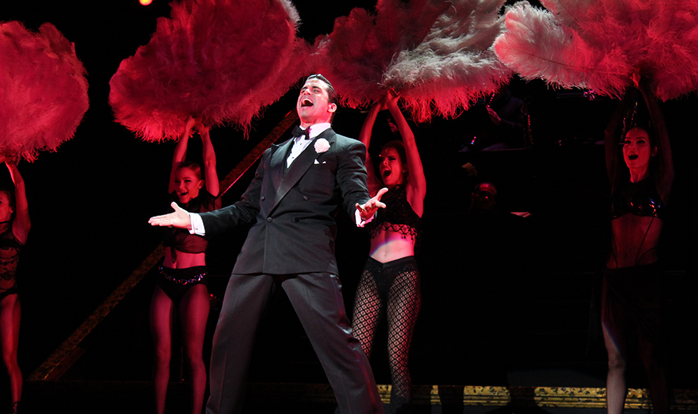 Pedro Moreno en Chicago el Musical