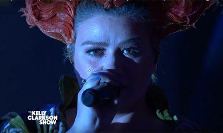 Kelly Clarkson ganó Halloween con I Put A Spell