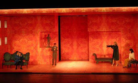 A Puerta Cerrada – Review