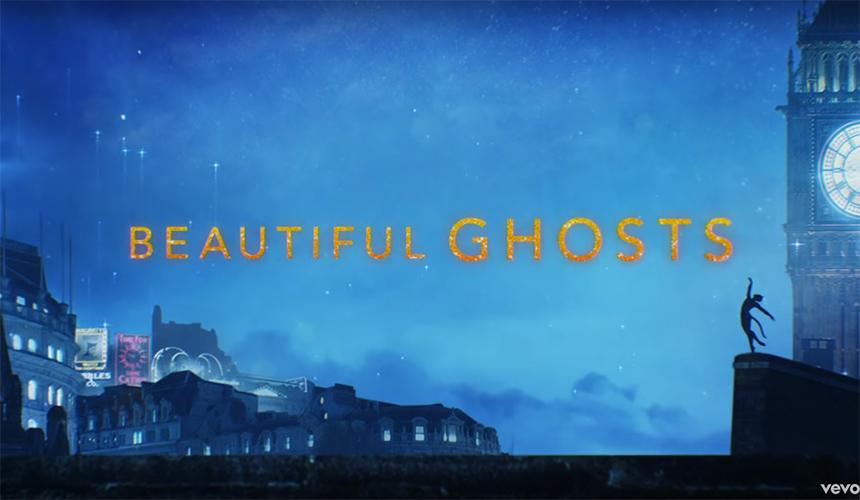 Así suena Beautiful Ghosts, la nueva canción de Cats