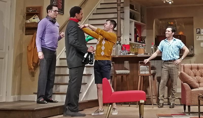 Los Chicos de la Banda en el Teatro Xola