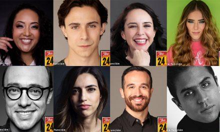 Este es el elenco oficial de 24 Hour Plays México