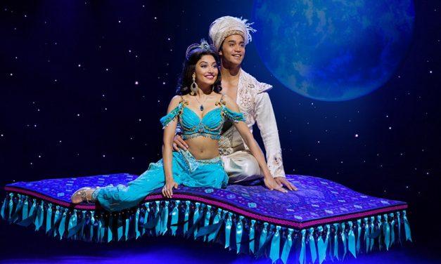 Nuestro fantasy cast para Aladdin México