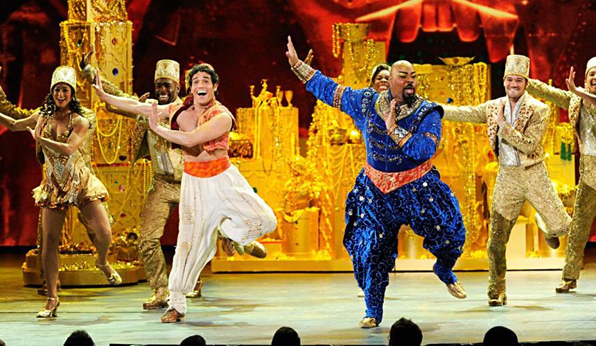 ¡El siguiente gran musical de OCESA es Aladdin!