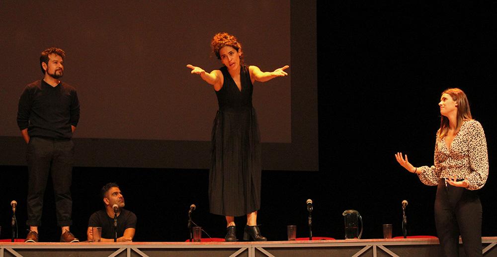 El No Show México en el teatro Helénico