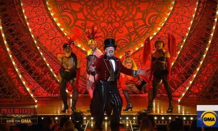 El medley de Moulin Rouge! que estabas esperando en TV