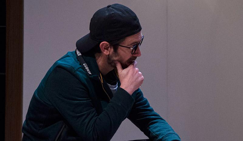 Seminar en el Teatro Milán