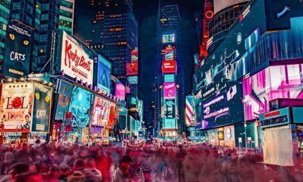 #Coronavirus Broadway apaga las luces hasta abril