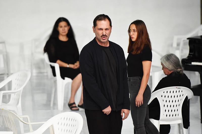 Desaparecer en el teatro Juan Ruiz de Alarcón