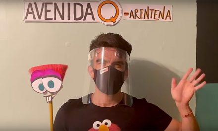 Avenida Q gana al video casero más divertido #LOL