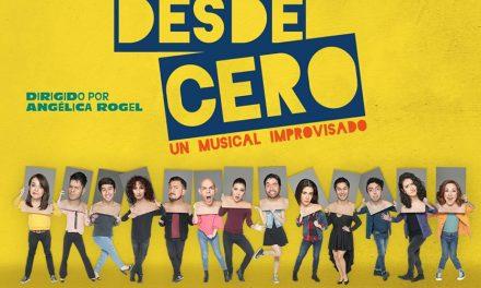 Teatreros improvisarán musicales cada función