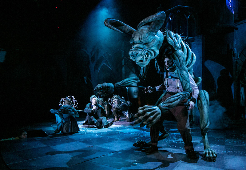 Beauty and the Beast en Chichester
