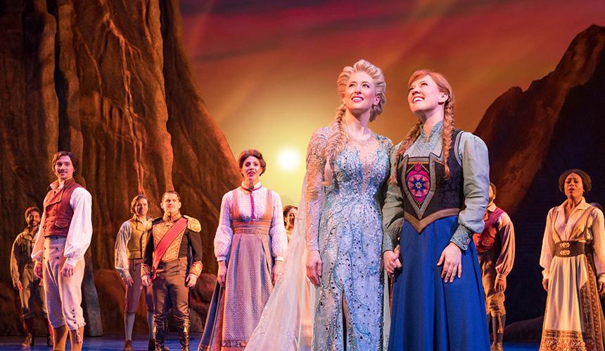 Cierra Frozen definitivamente en Broadway