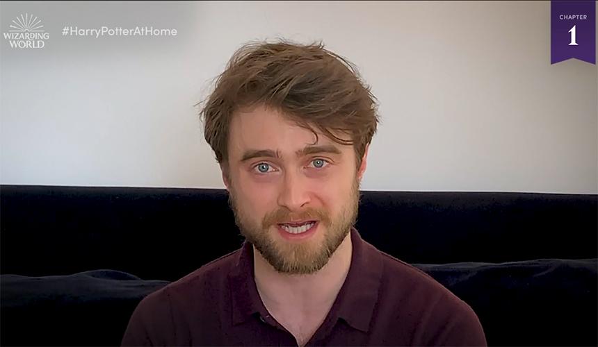 Actores de Harry Potter leerán el libro 1 de la serie