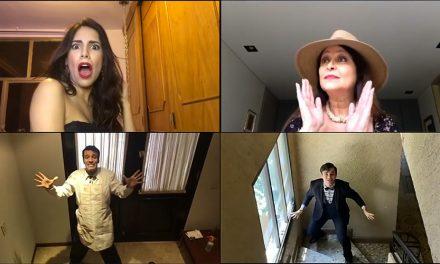 El elenco de Hello, Dolly! México canta desde sus casas