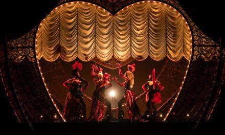 El cuarteto de Moulin Rouge! canta Lady Marmalade