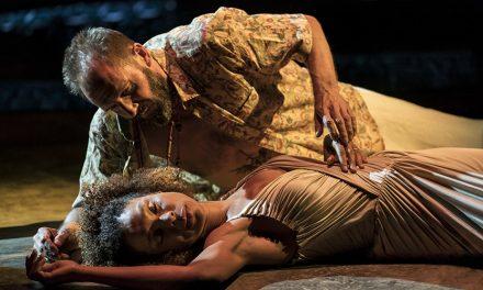Ahora puedes ver Antony & Cleopatra con Ralph Fiennes