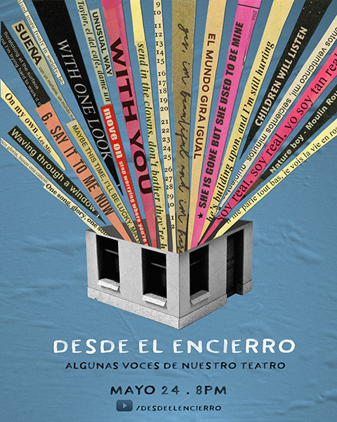 Poster de Desde el Encierro
