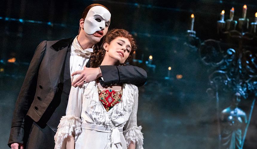 Harán mini serie del Fantasma de la Ópera