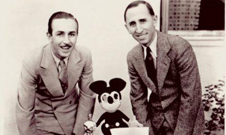 Harán un musical sobre Walt Disney y su hermano Roy