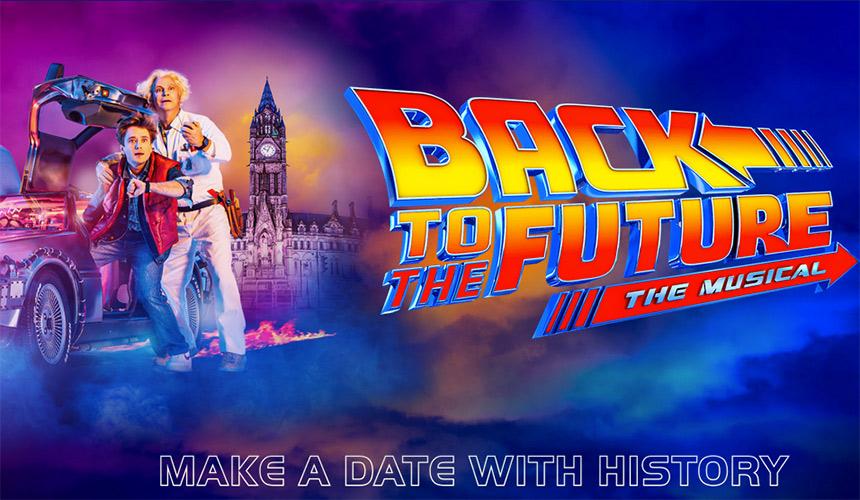El futuro de Back To The Future, el musical