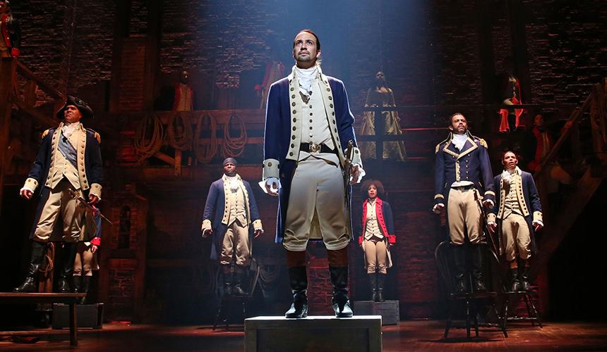 17 cosas que probablemente no sabías de Hamilton