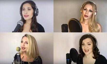 4 sopranos hacen impresionante medley de Les Mis