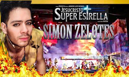Por si te perdiste a Diego Medel como Simón en JSE