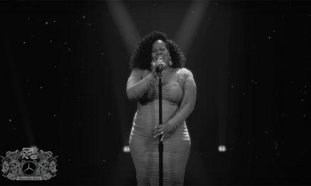 El emocional tributo de Amber Riley a Naya Rivera