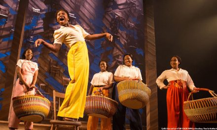 Ya viene la película musical de The Color Purple