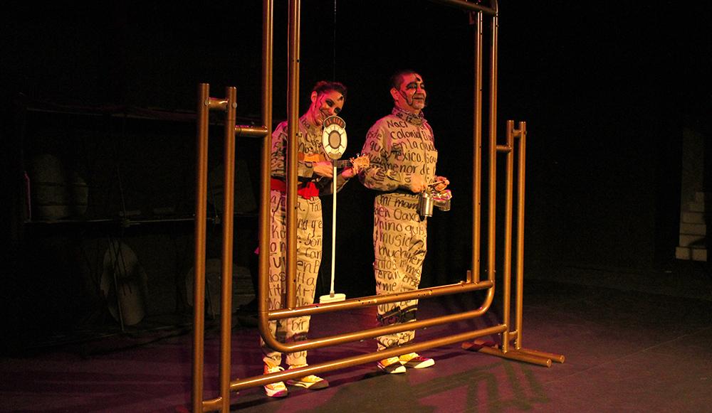 Día De Los Vivos en Teatro el Milagro
