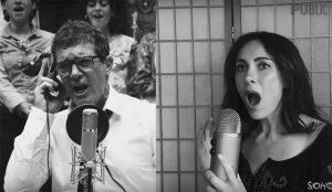 Antonio Banderas y Laura Benanti interpretan canción de A Chorus Line