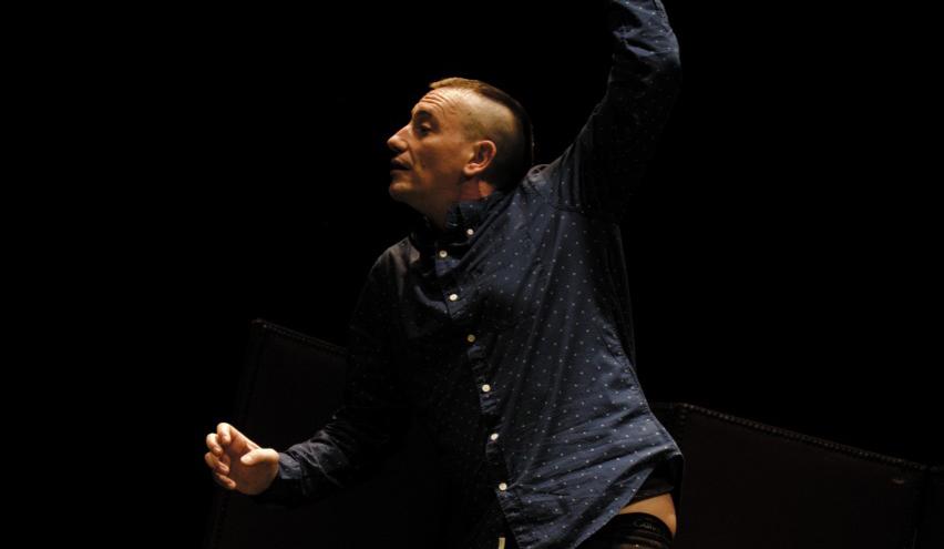 La Ira de Narciso en el teatro La Capilla