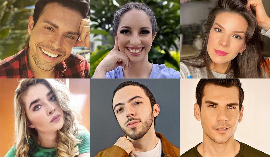 Éste es el elenco de Tu Cabeza En Mi Hombro, el musical