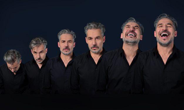 Juan Ríos se desnudará como el Hombre Perfecto