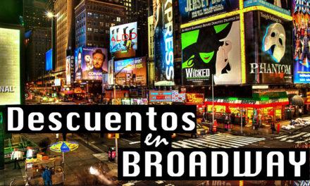 Video – Cómo conseguir descuentos en Broadway