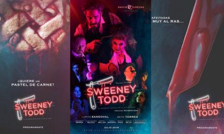¡Sweeney Todd México ya tiene elenco!