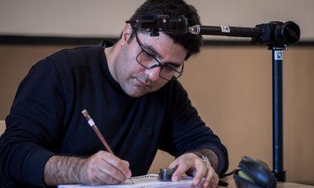 Conoce a Nassim, el hombre que hizo el teatro viral