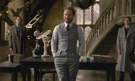 Jude Law no hará un Dumbledore gay para 'Beasts 2'