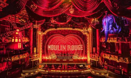 Hay una canción de Gaga en el musical de Moulin Rouge!