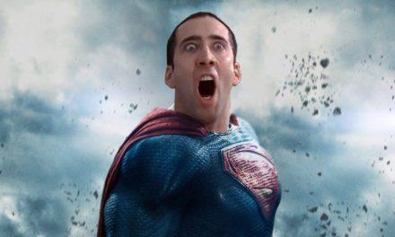 La gente quiere que Nicolas Cage sea el nuevo Superman