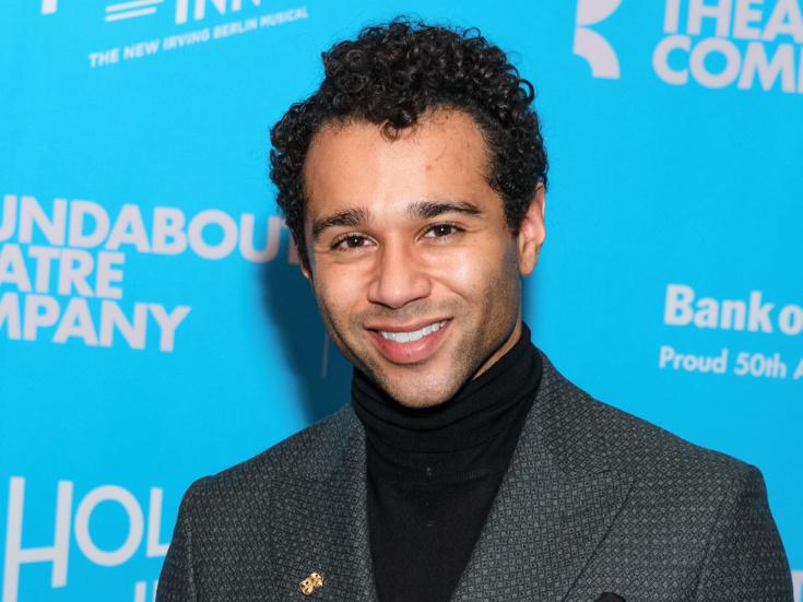 Corbin Blue regresa a Broadway con Kiss Me, Kate!