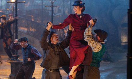 El sneak peek de Mary Poppins Returns que te urgía