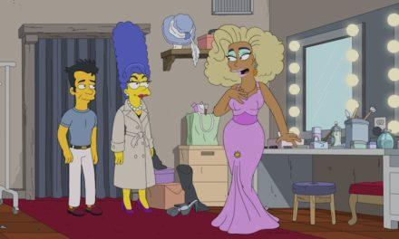 RuPaul cantando en Los Simpson es lo mejor que verás hoy
