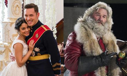 Dos estrenos navideños en Netflix para ponerte en el mood