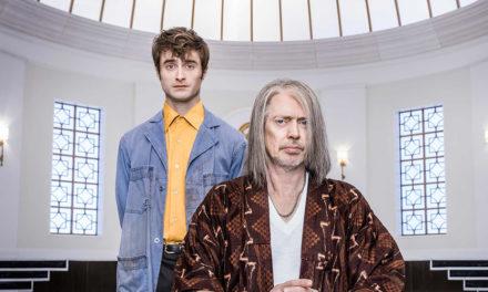 Daniel Radcliffe se convierte en ángel para Miracle Workers