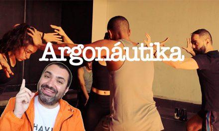 Así se montó Argonáutika para el Foro Lucerna