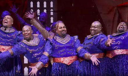5 Genios reunidos para un Medley especial de Aladdin